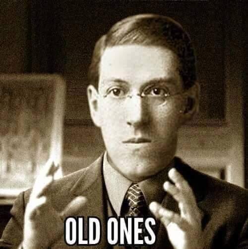 Lovecraft habría tenido un programa nocturno en el Canal Historia